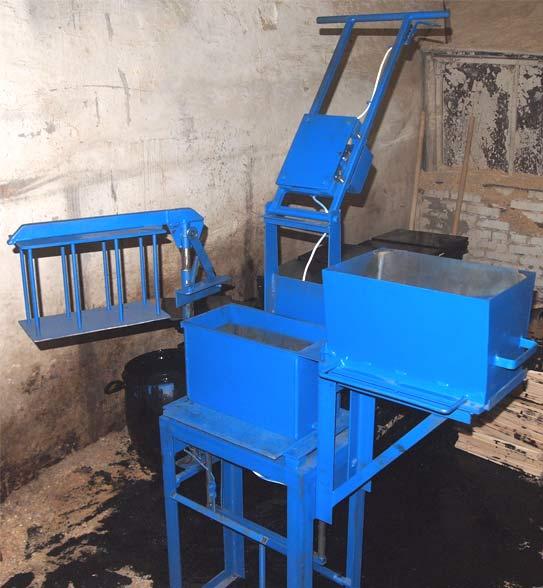 Установка для производства строительных блоков своими руками фото 953