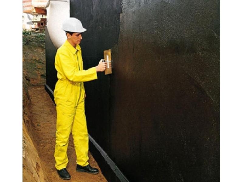гидроизоляция фундамента цена минск