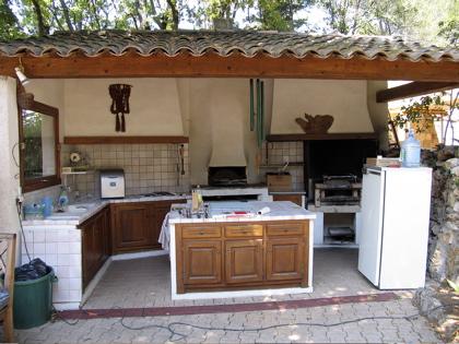 Летние кухня своими руками фото