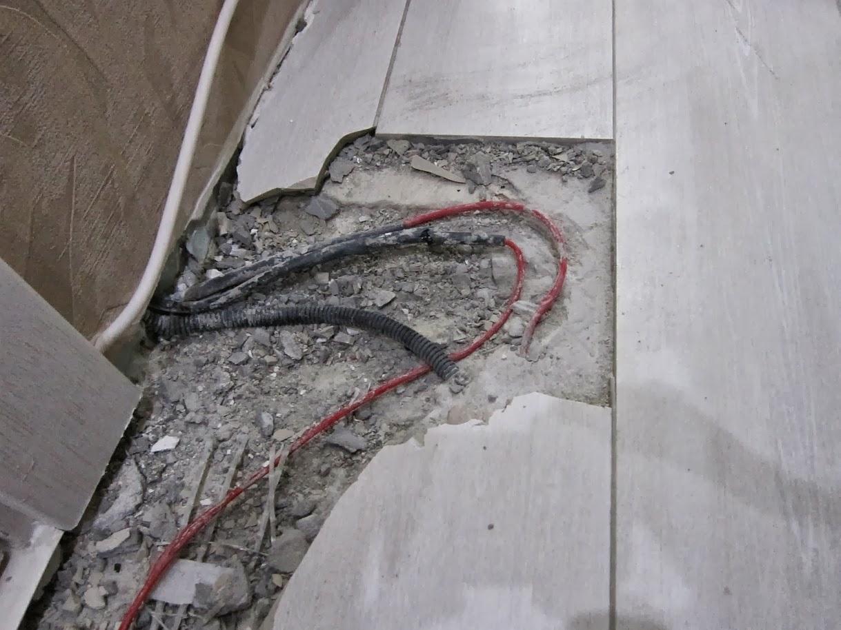 Почему теплый пол электрический плохо греет