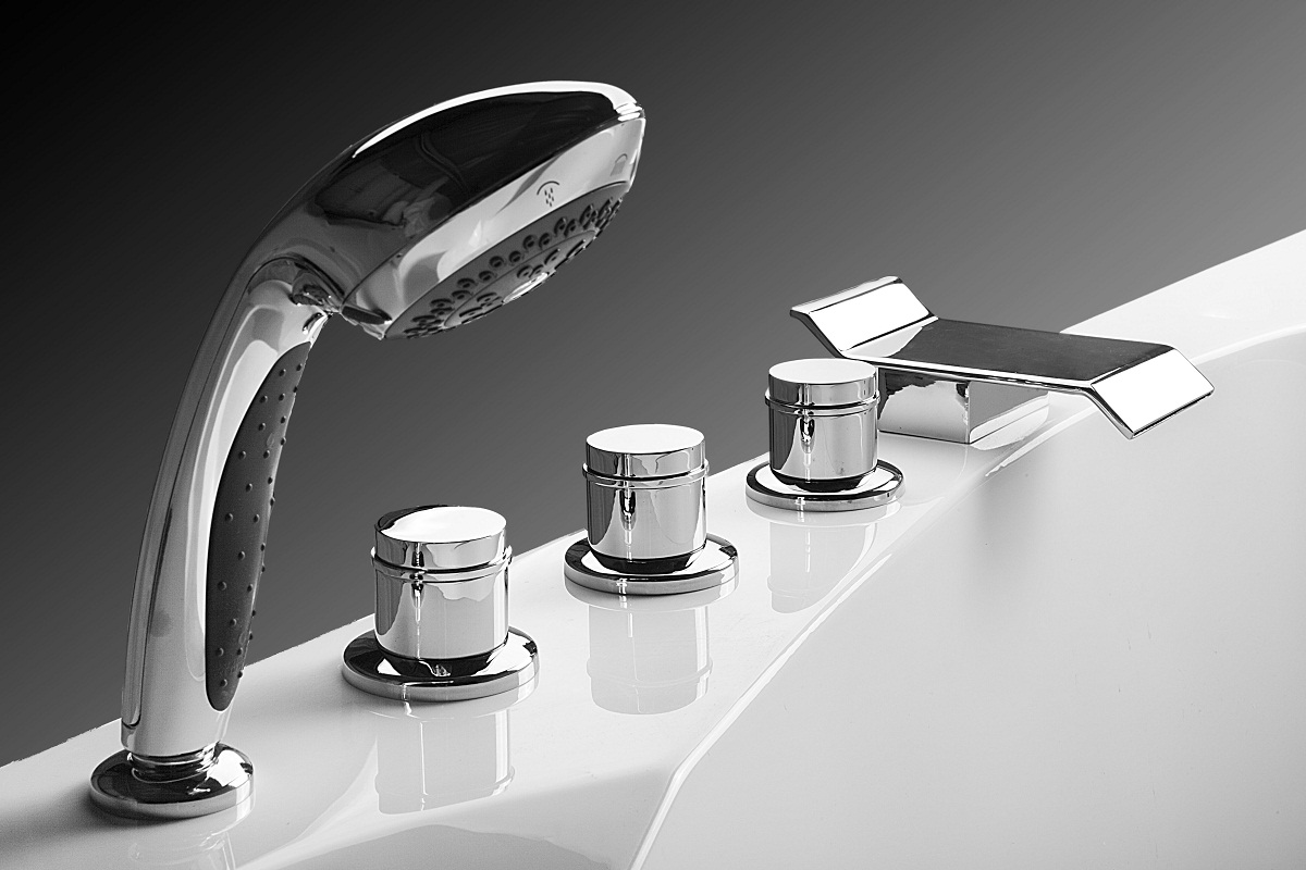 Как сделать смеситель на ванну фото