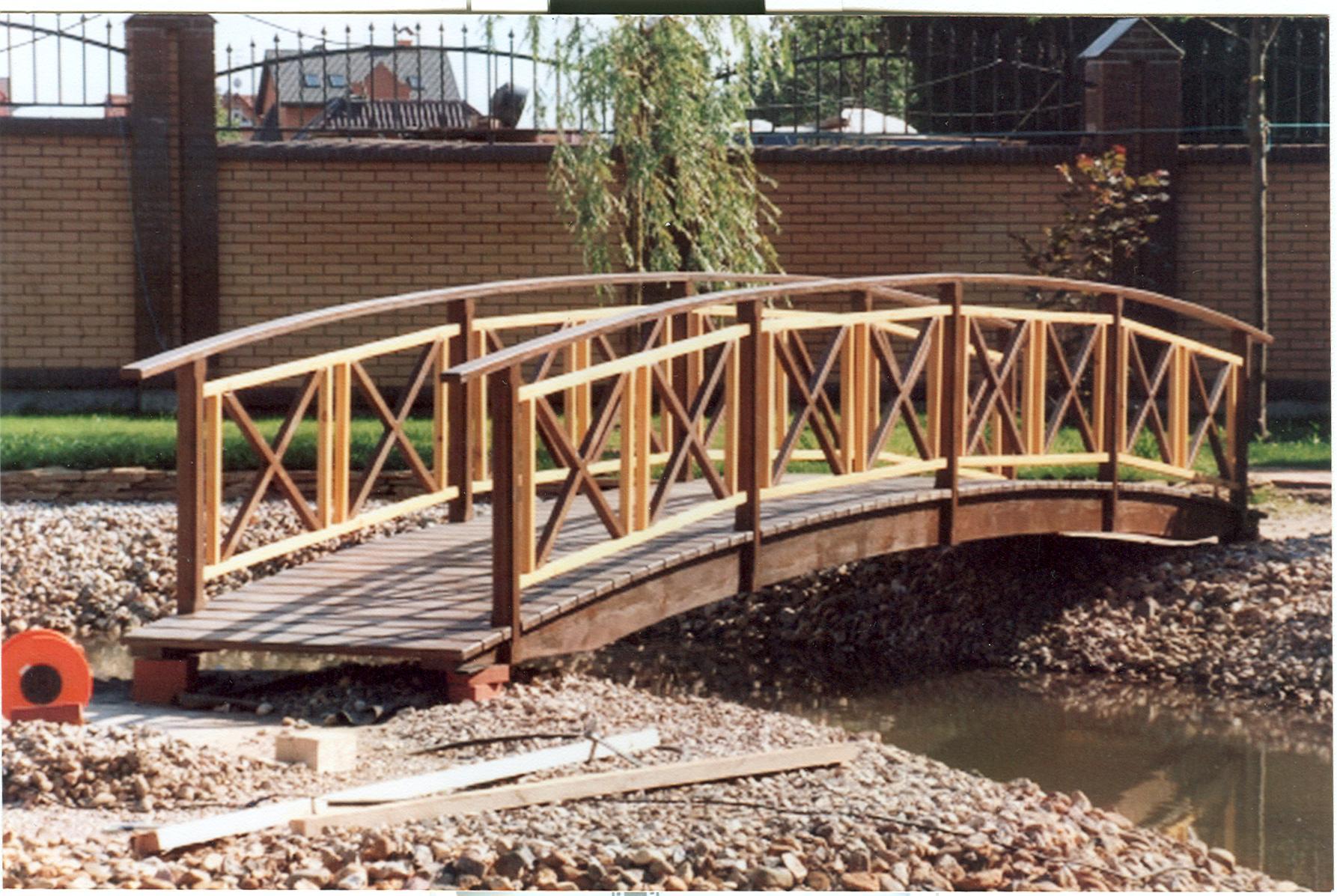 Мост своими руками фото