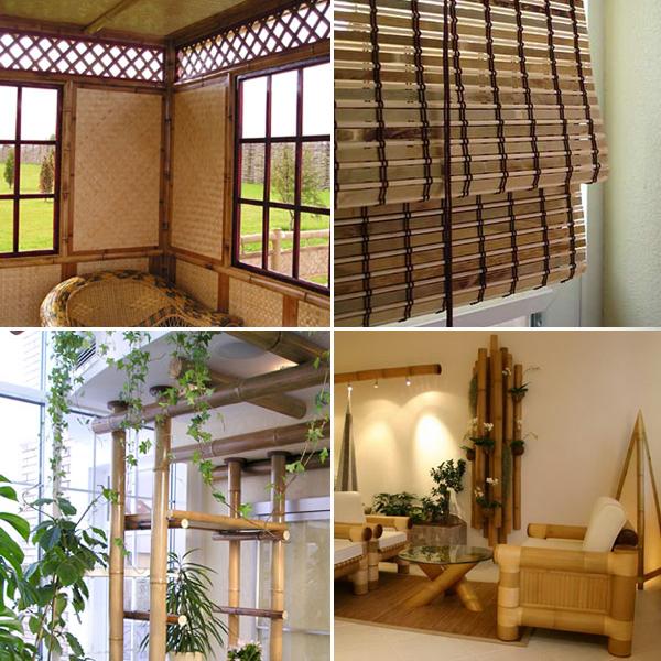 Из бамбукового полотна своими руками 91