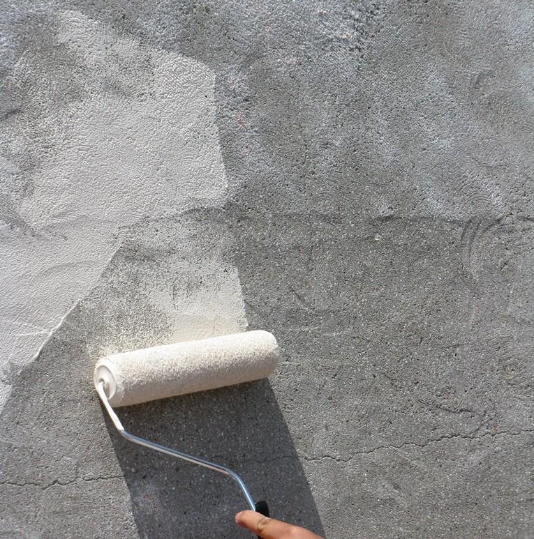 Бетонные стены своими руками фото