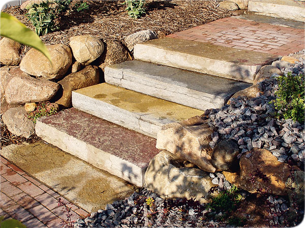 Как сделать бетонные ступеньки на даче