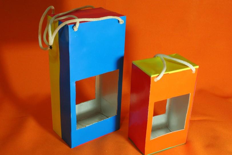 Как сделать кормушку своими руками из коробки