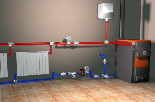 Электрические системы отопления домов