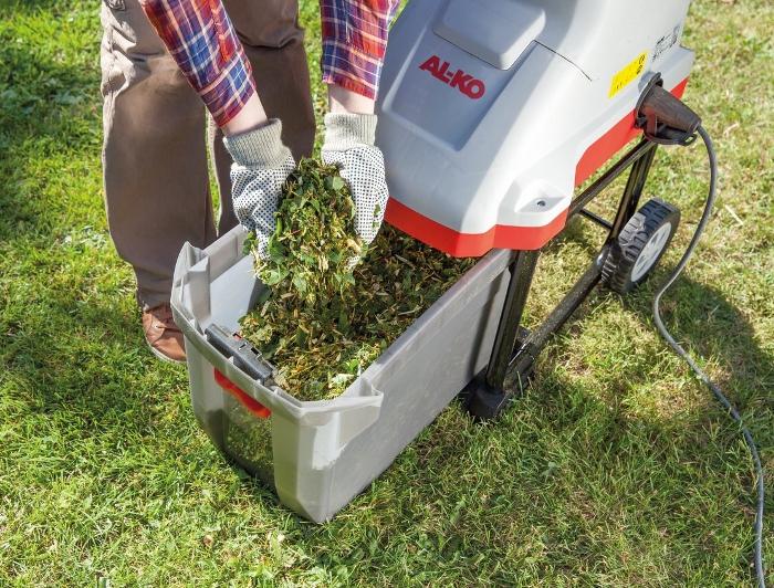 Садовый измельчитель для веток и травы своими