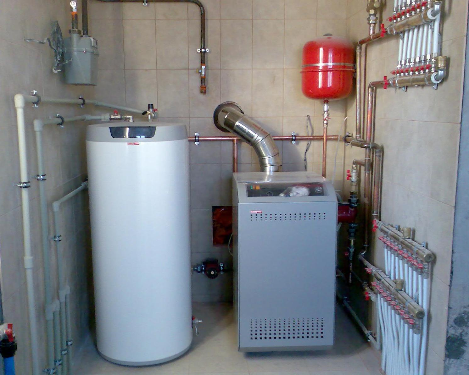 Водоотбор своими руками из системы отопления