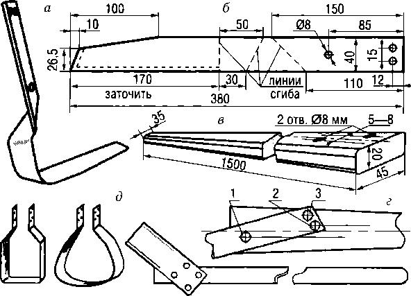 инструкция к плоскорезу фокина - фото 3