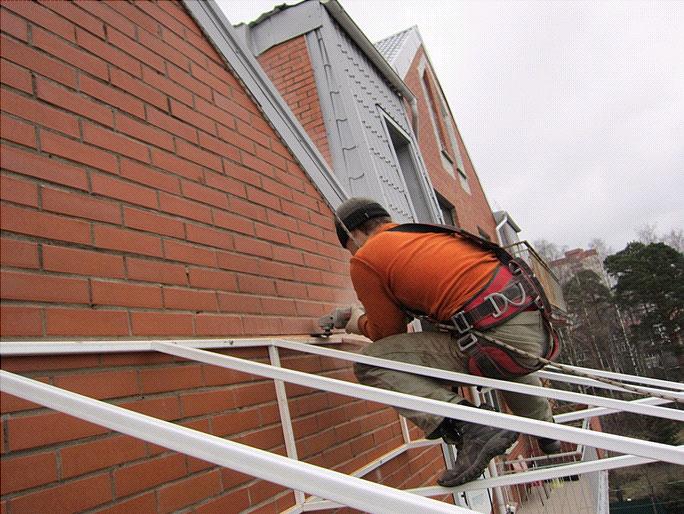 Монтаж крыши из поликарбоната. как сделать крышу из поликарб.