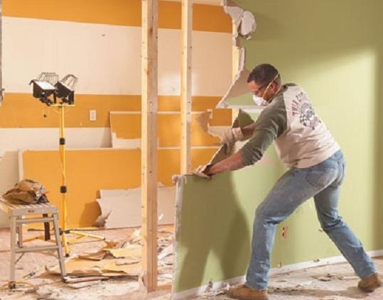 Как убрать стену в квартире