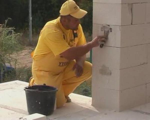 Дом из газобетона своими руками без опыта строительства