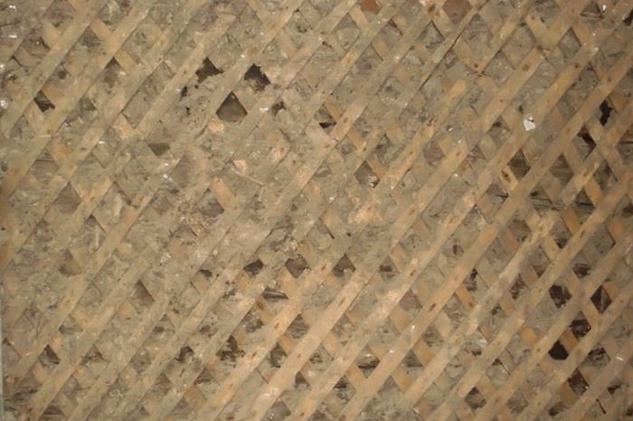 Деревянная стена своими руками фото