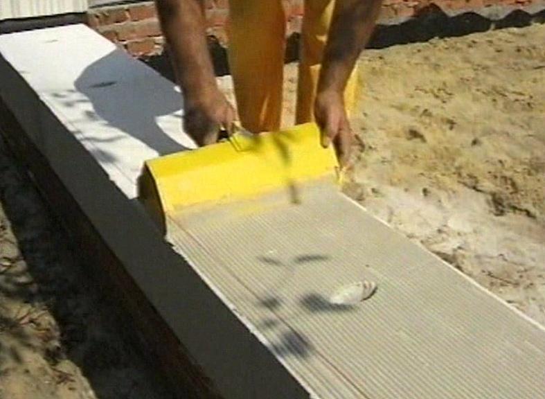 Как самому сделать раствор для пеноблоков