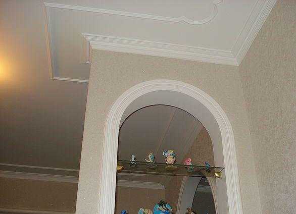 Гипсовые арки фото