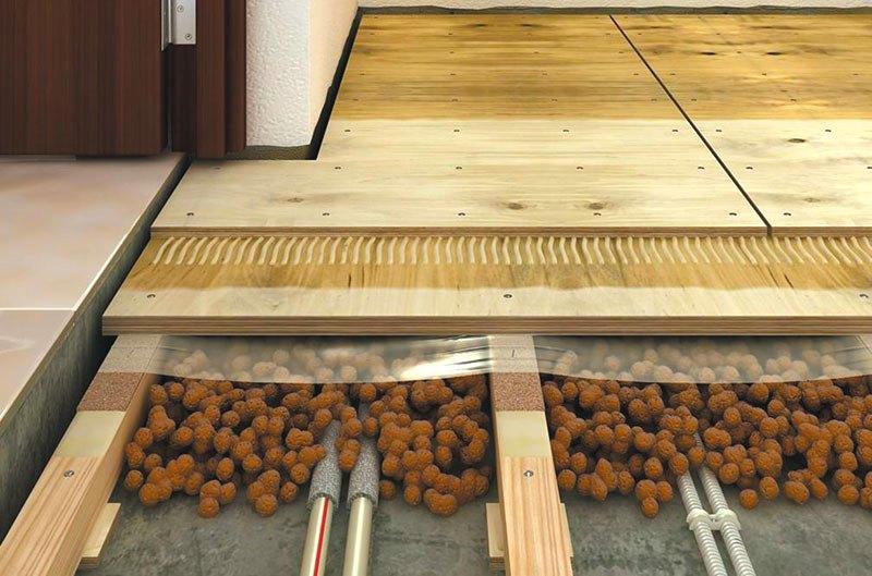 Гидроизоляция подполья деревянного дома гидроизоляция для полов вода стоп