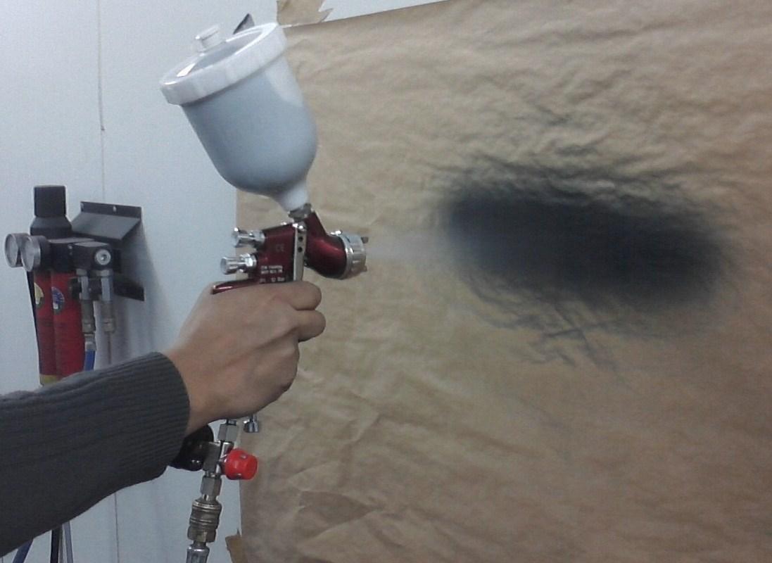 Краскопульт для покраски потолков видео