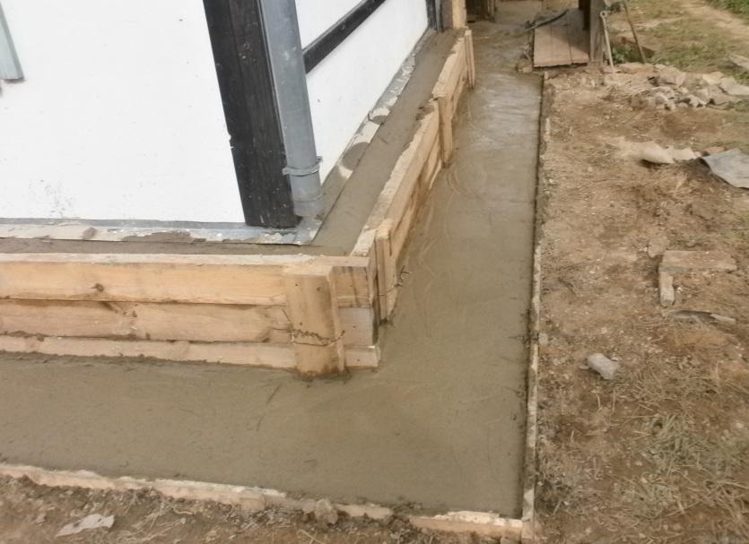 Ремонт фундамента своими руками дома