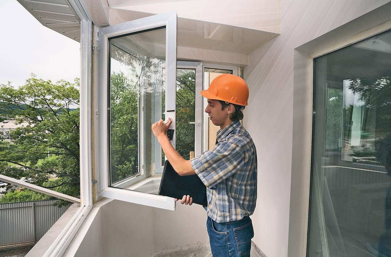Изготовление установка окон балкона недорого.