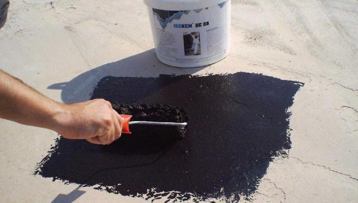 Мастика битумно-латексная кровельная характеристика огнеупорная мастика для металла