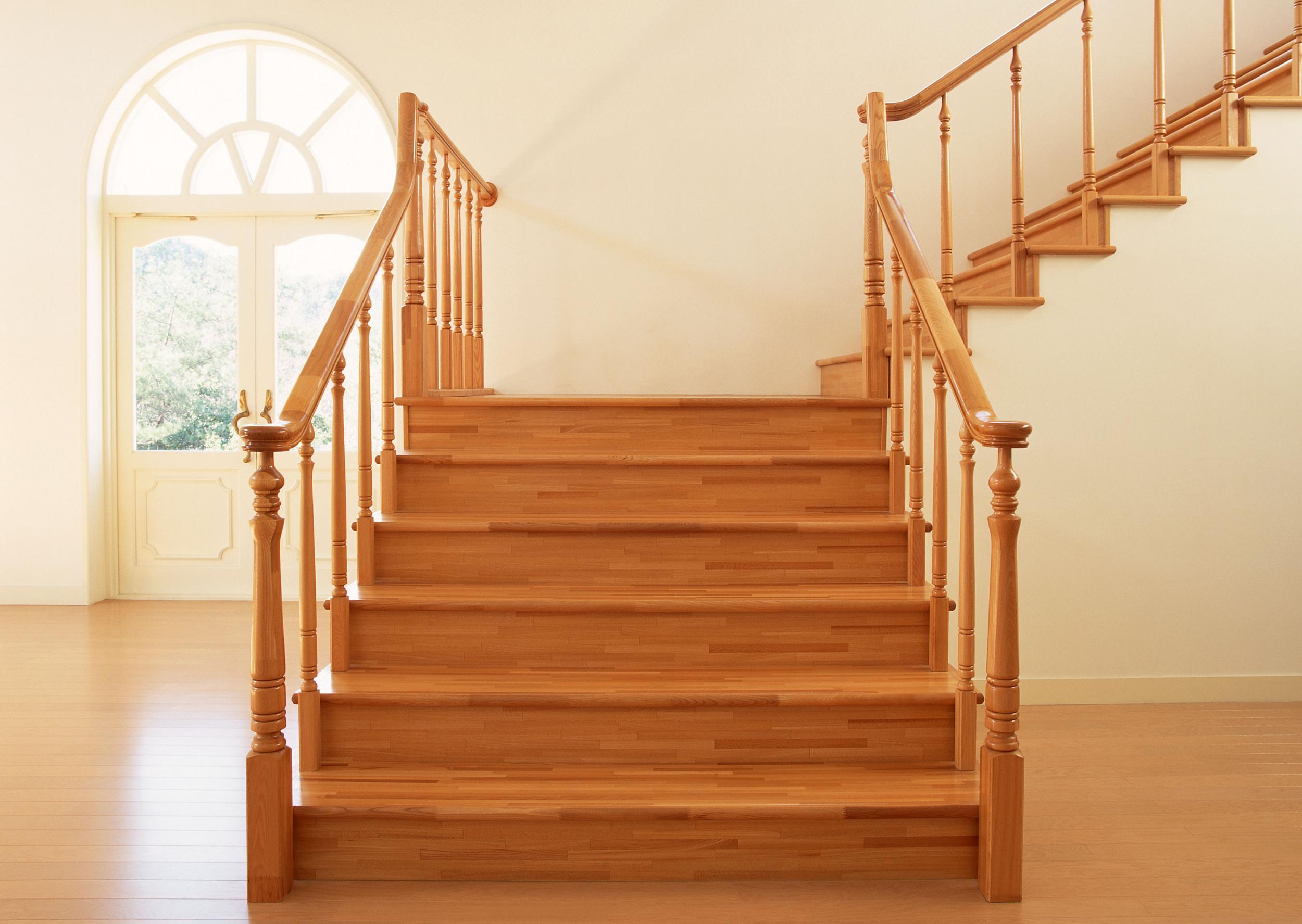 В картинках как сделать лестницу 25