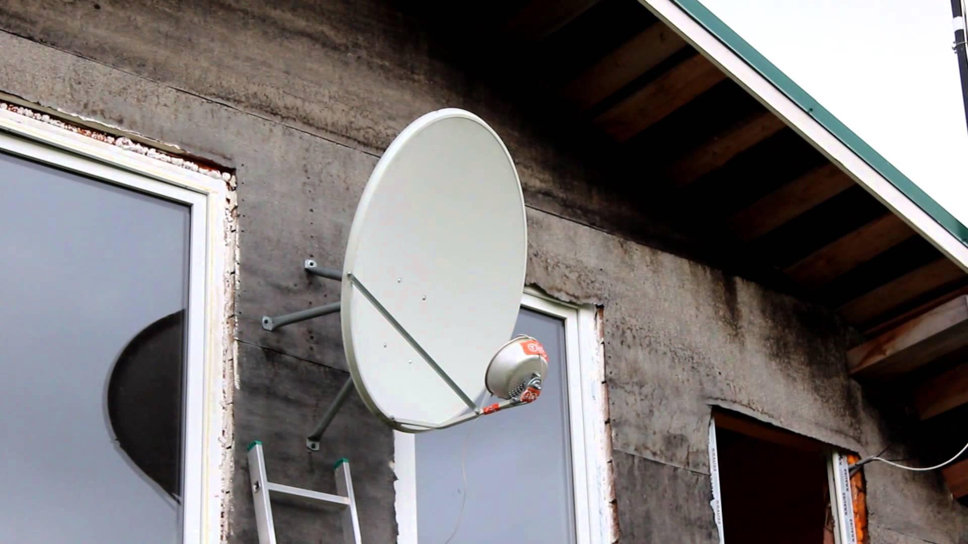 Спутниковая антенна своими руками фото 584