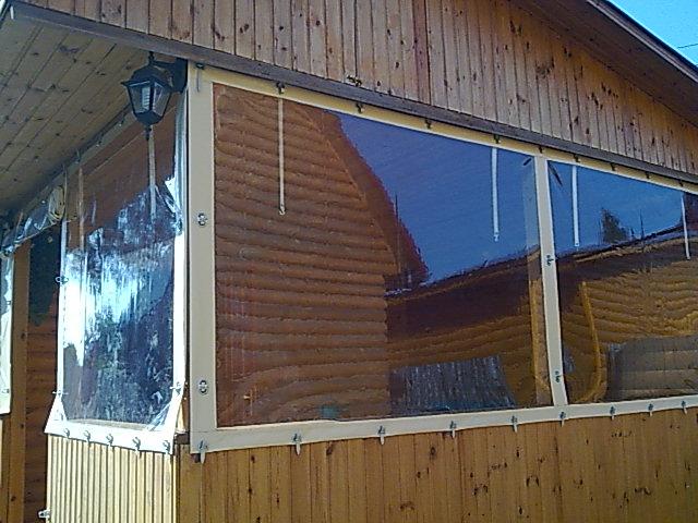 """Мягкие шторы для беседок, мягкие """"прозрачные"""" окна. - Інше д."""