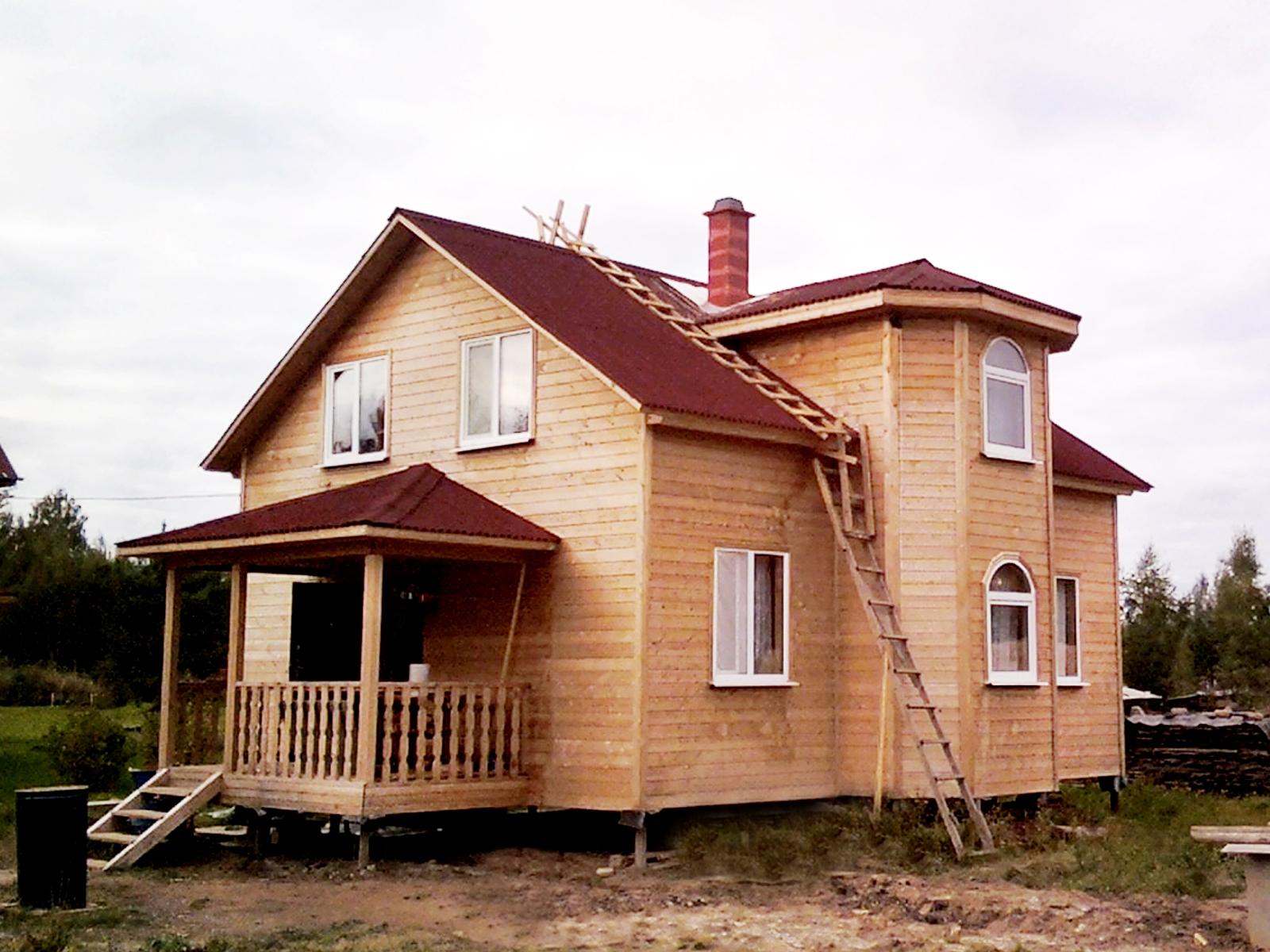 Построить дом  ошибки новичков