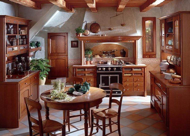 Дачные кухни