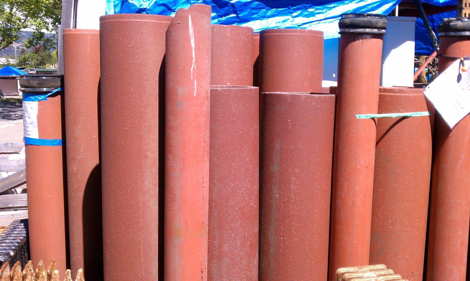 Дымоход труба керамическая механические приспособления для чистки дымохода