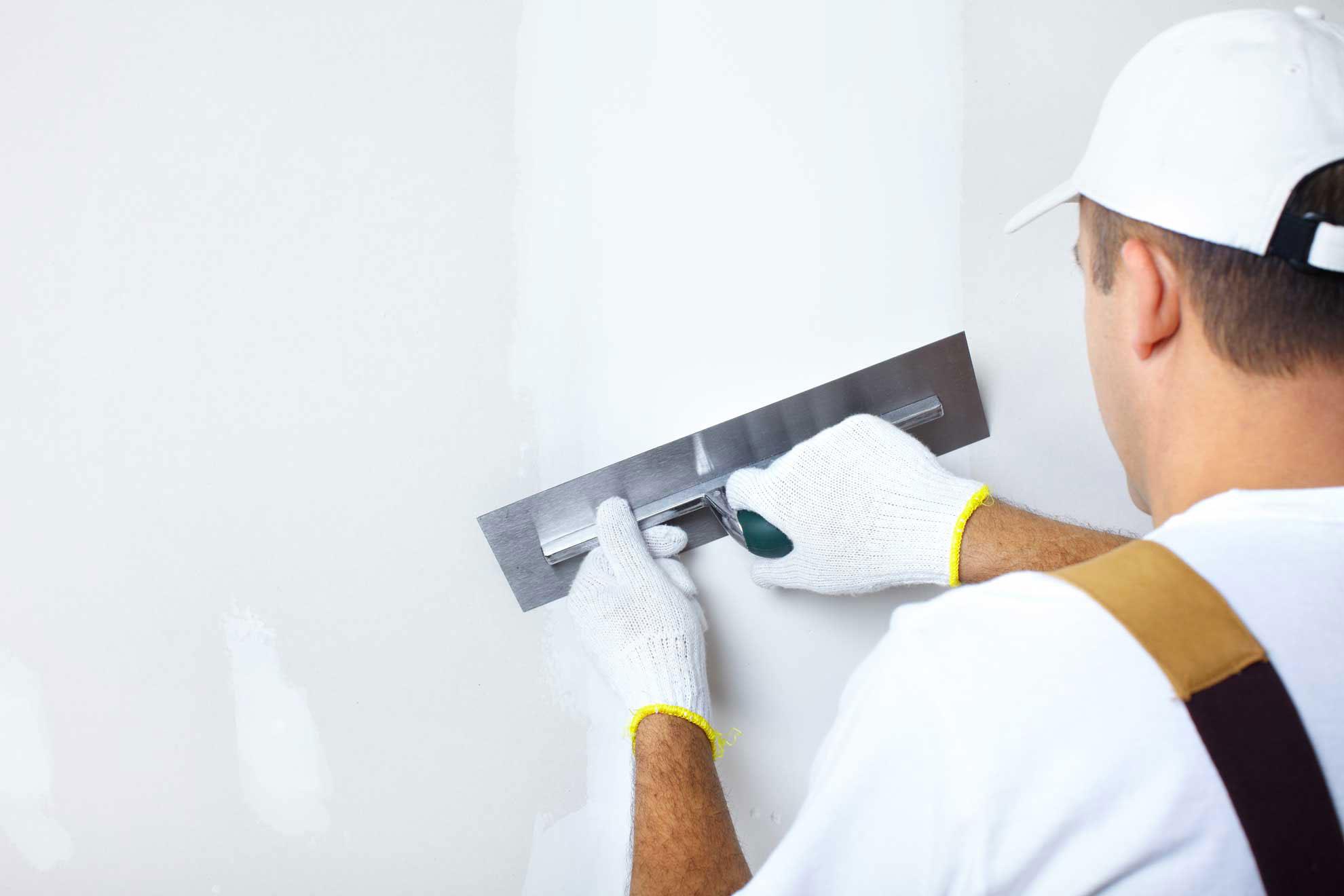Как шпаклевать стены своими руками под покраску фото 935