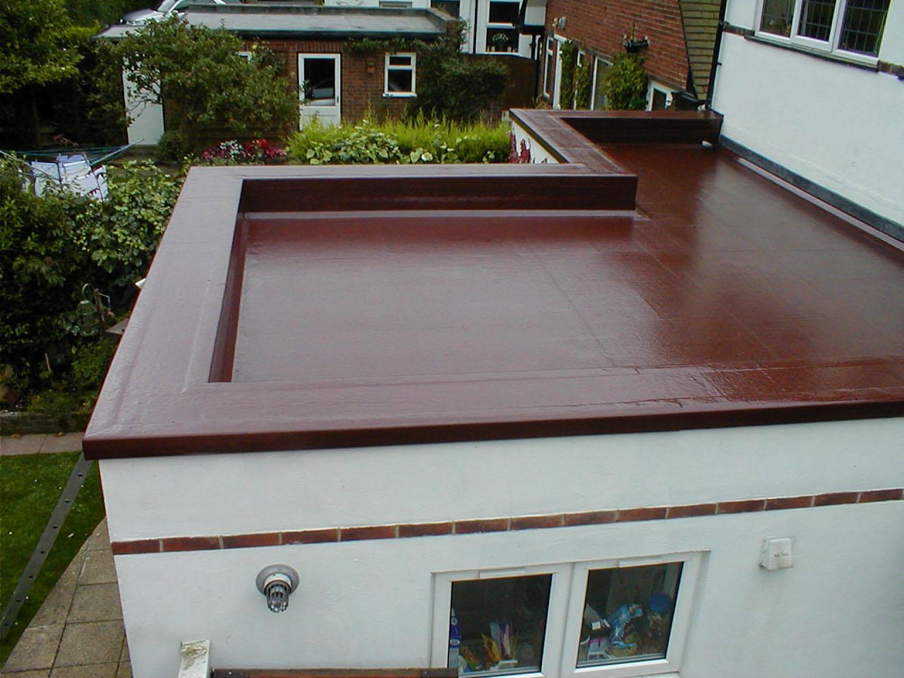 Гидроизоляция плоской крыши из плит веранды бетоноконтакт polimax