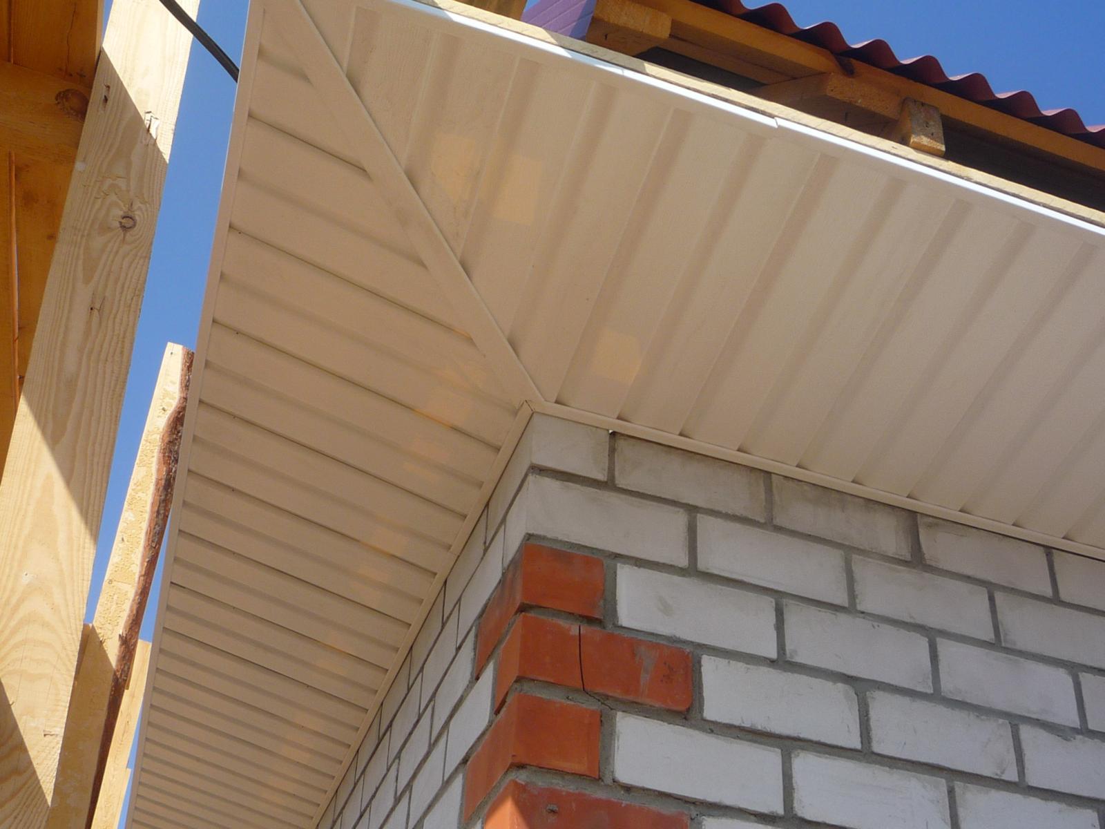 Как обшить крышу своими руками 54