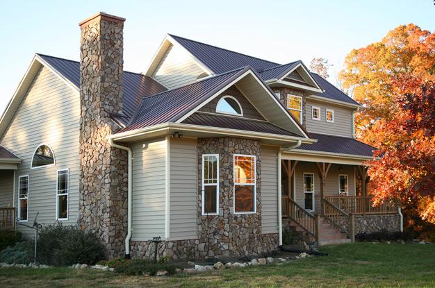 Панели для отделки фасадов дома