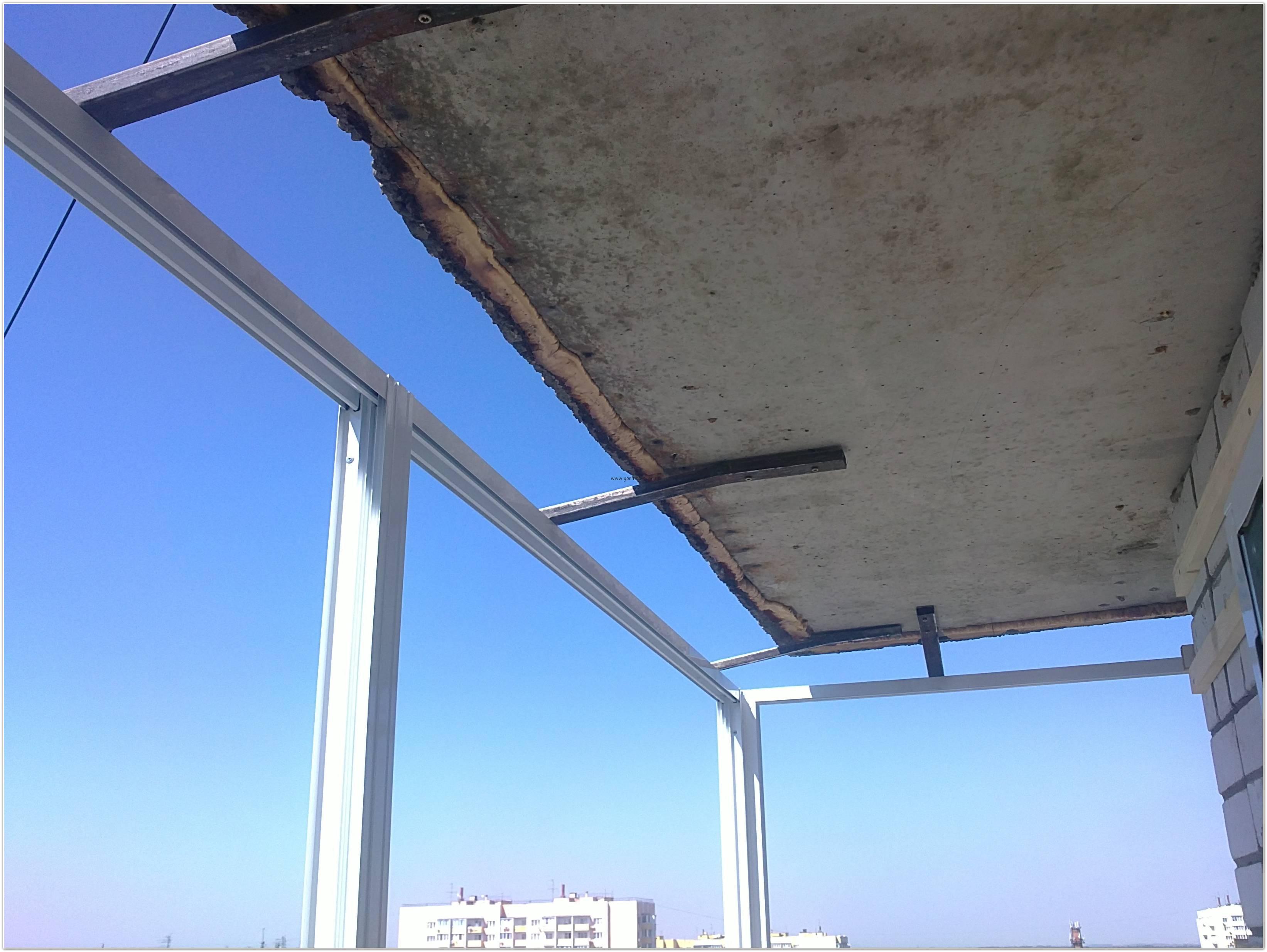 Алюминиевое остекление балконов: рекомендации и советы. особ.