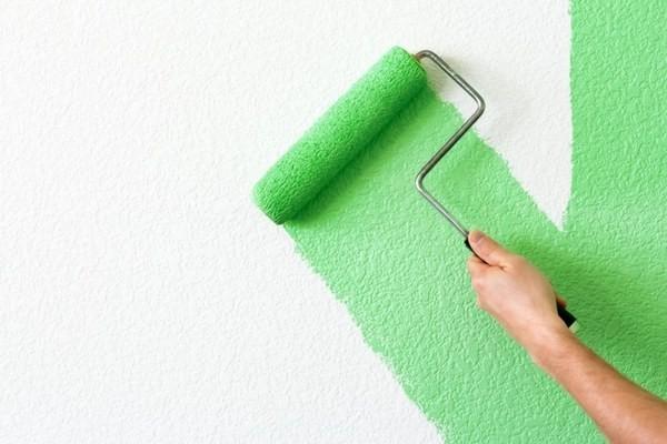 Какой валик для покраски стен акриловой краской мастика из зефира для торта своими руками рецепты для начинающих
