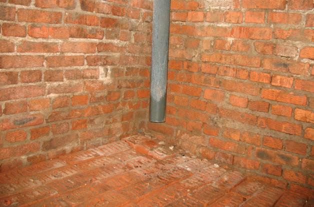 Стена в подвале своими руками 71