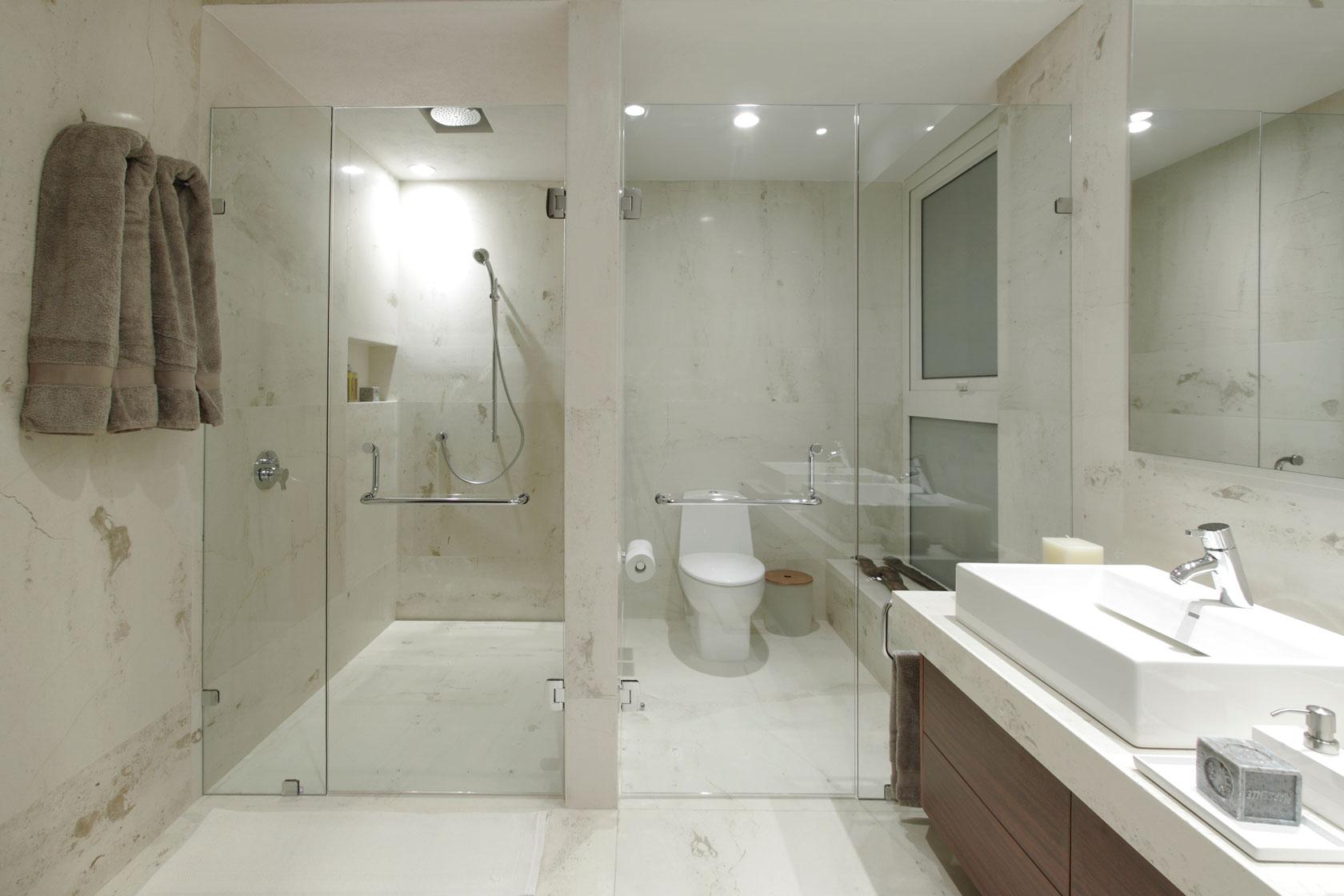Фото душевых комнат в частном доме