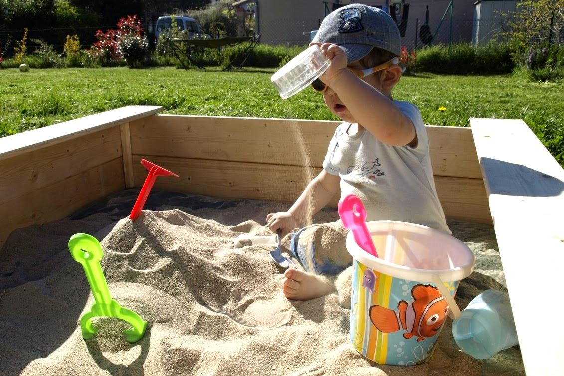 Как сделать песочницу из бумаги фото 664