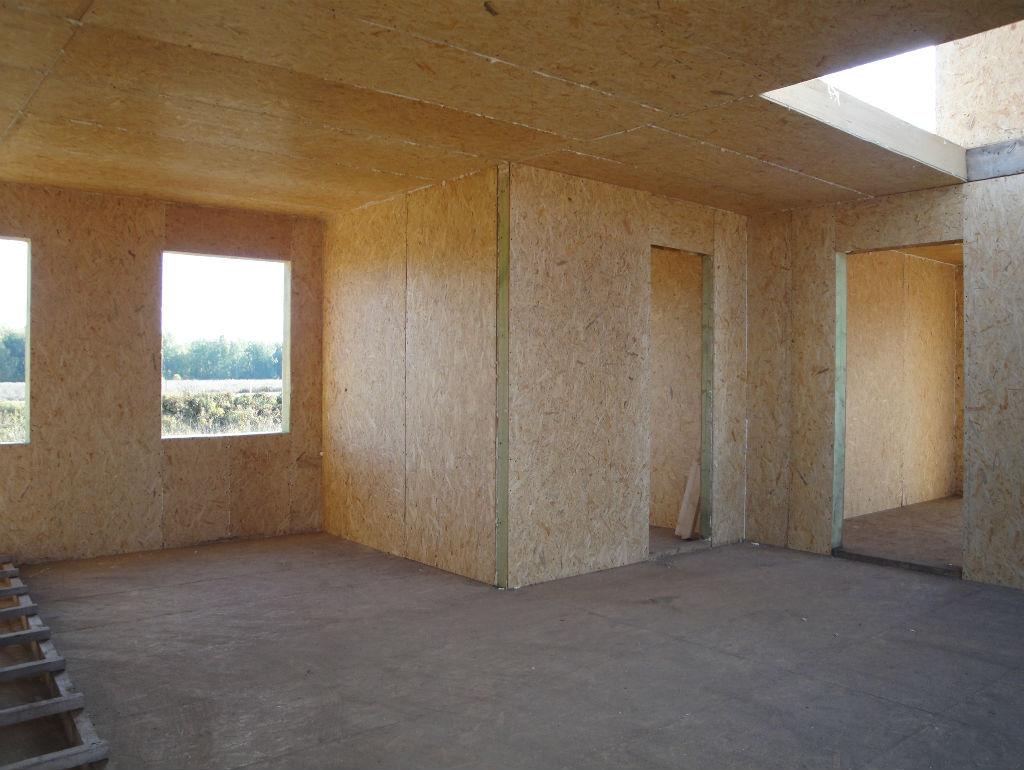 дом из сип панелей без отделки цена