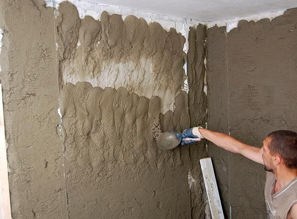 Штукатурка стен своими руками подробная полная инструкция по