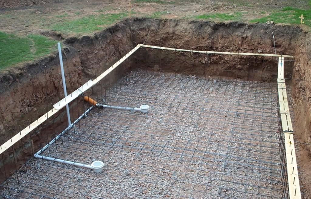 Как сделать бассейн из бетона фото