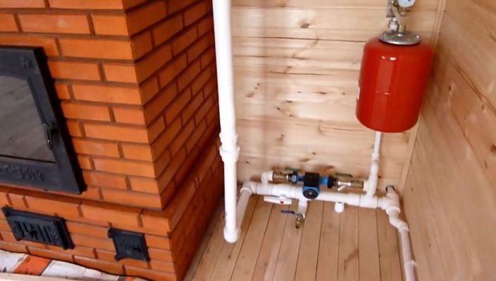 Бак для системы отопления своими руками 978
