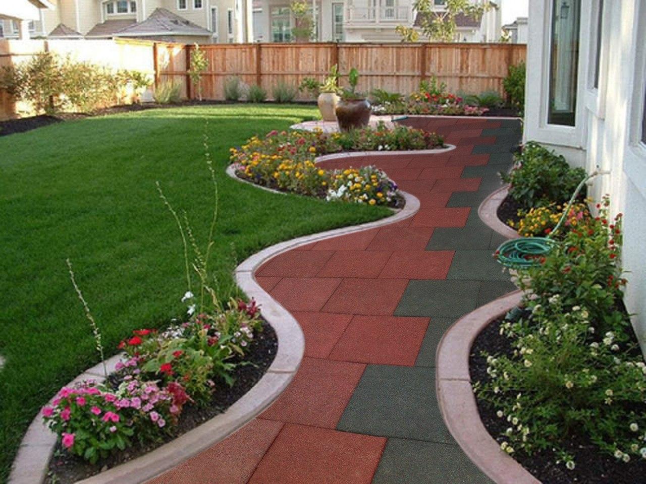 Садовые дорожки своими руками с малыми затратами из бетона фото 774