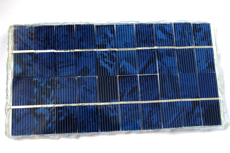 Создаем солнечную батарею своими руками 48