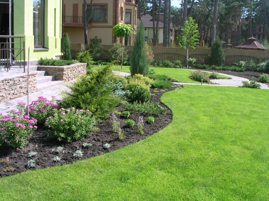 Современный садовый дизайн. Садовый дизайн своими руками, фото. Как самостоятельно сделать красивый сад. Стили ландшафтного диза