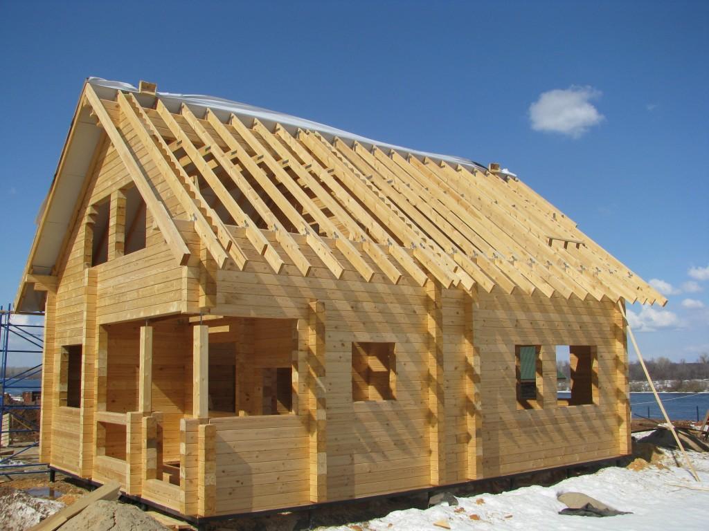 Строительство домов  без опыта строительства брус
