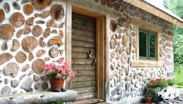 Дома из глины своими руками фото