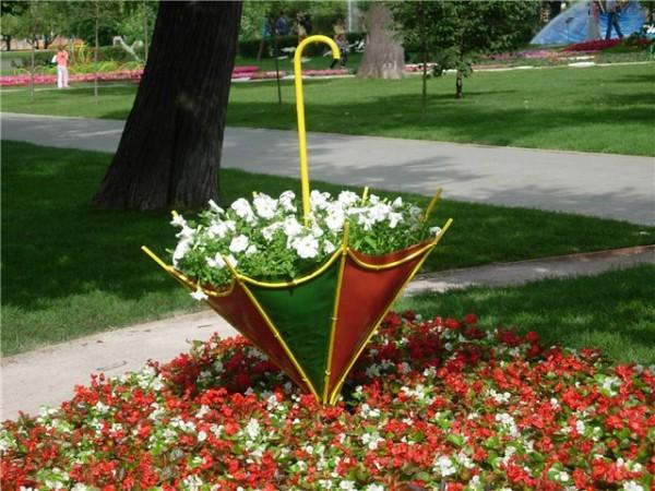 Фото дизайн цветников своими руками 636